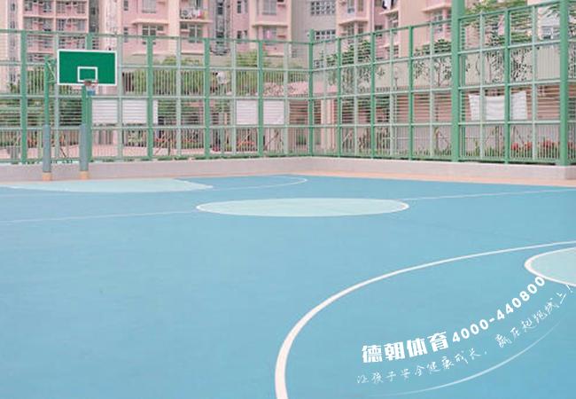 硅PU塑胶球场材料生产厂家