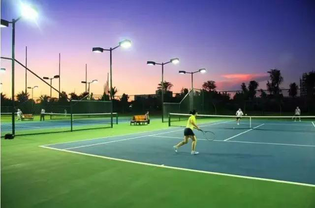 德朝体育-带领大家认识硬地丙烯酸网球场