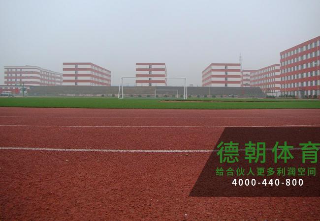 四川学校塑胶跑道