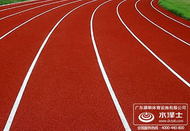 浙江学校透气型塑胶跑道铺设