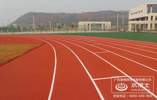 广东透气型塑胶跑道材料哪家质量好呢?