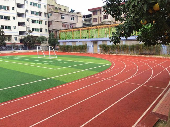 运动场地坪材料