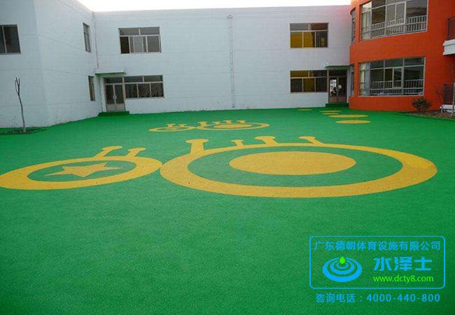 儿童活动区域环保epdm安全地垫直销